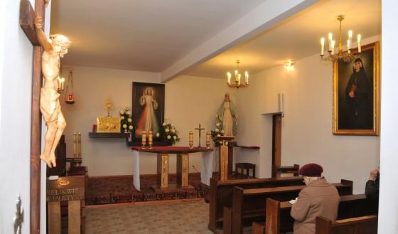 Transmisja w Sanktuarium w Plocku